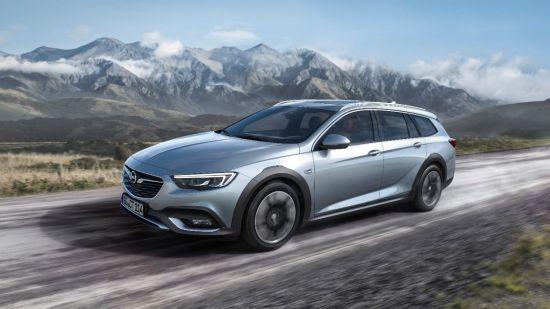 Nuevo Opel Insignia Country Tourer: la referencia todocamino