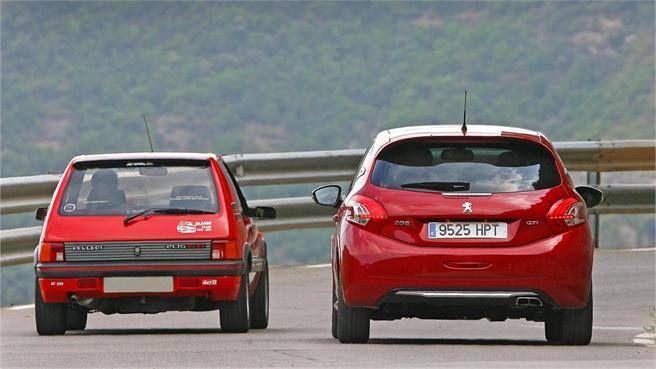 Leyendas Peugeot.