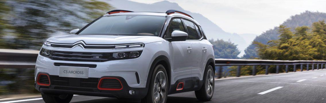 Así es C5 Aircross, el SUV de nueva generación