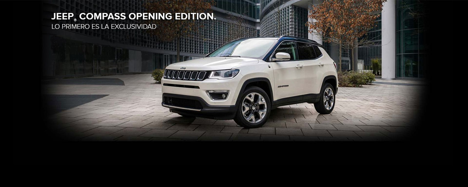 JEEP COMPAS OPENING EDITION