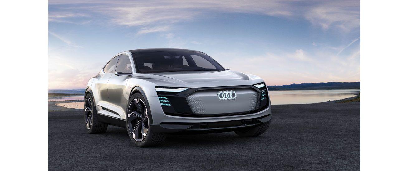 Audi e-tron Sportback concept: La arquitectura e-mobility