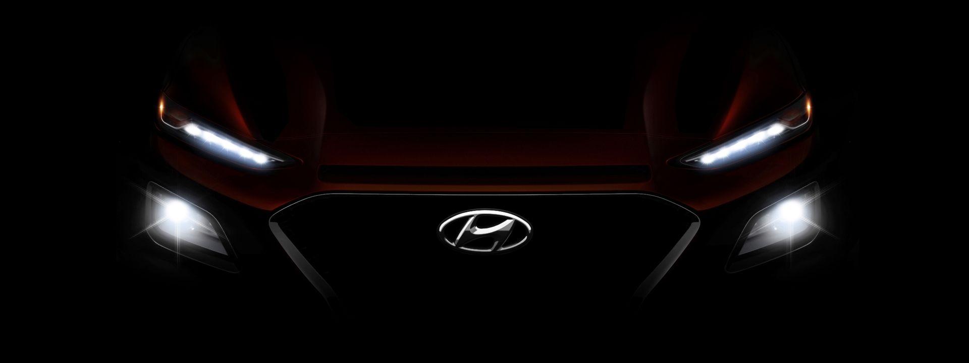 El nuevo Hyundai KONA: elegante y atrevido