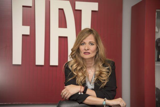 Rosa Caniego Ruiz, nueva Directora de Comunicación y Relaciones Institucionales de Fiat Chrysler Automobiles Spain