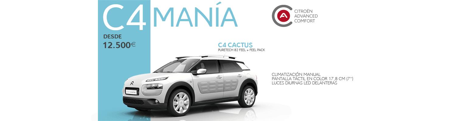 C4 MANÍA 3.