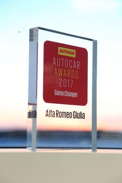 "Alfa Romeo Giulia es un ""Game Changer"""