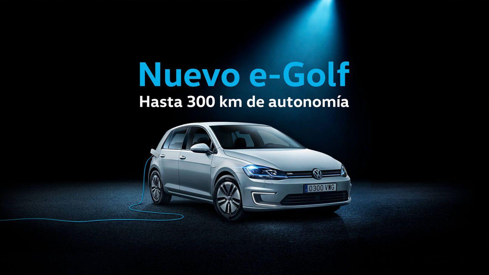 NUEVO e-GOLF