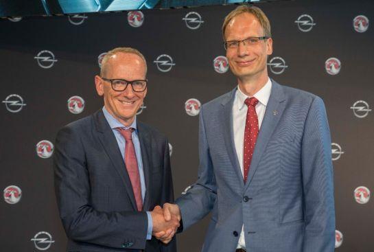 Michael Lohscheller nuevo presidente y consejero delegado de Opel