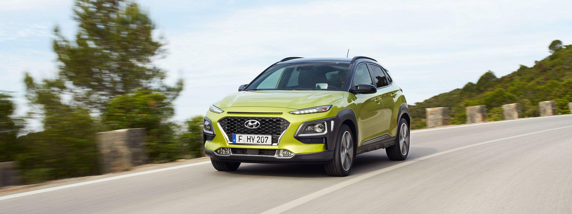 El Nuevo Hyundai KONA.