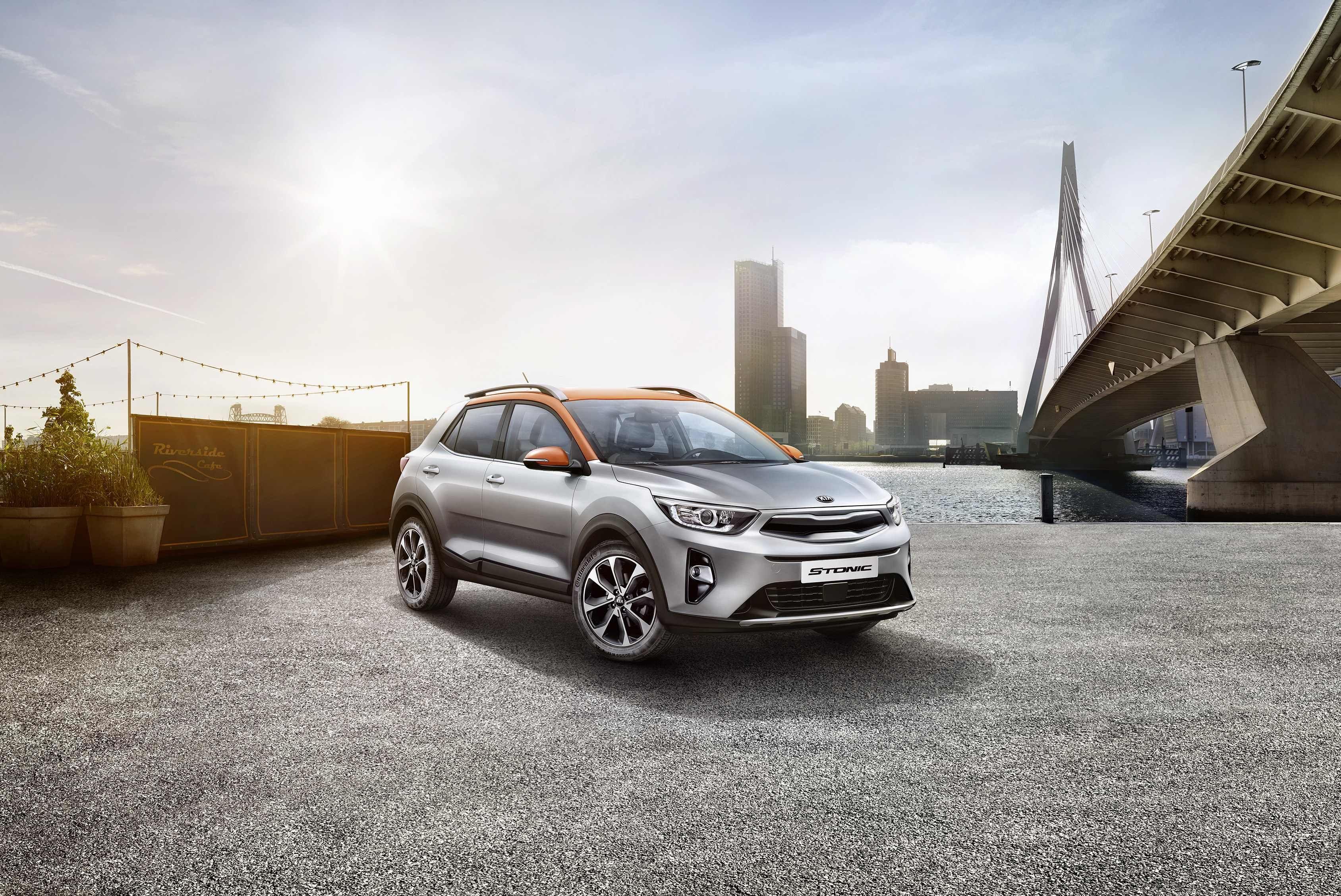 Nuevo Kia Stonic: un crossover compacto atractivo y seguro de sí mismo