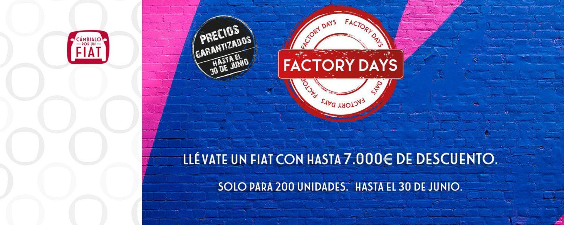 FIAT FACTORY DAYS+