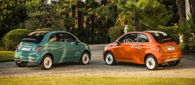 Se abren los pedidos del nuevo Fiat 500 Aniversario: un regalo especial para celebrar su sexagésimo cumpleaños