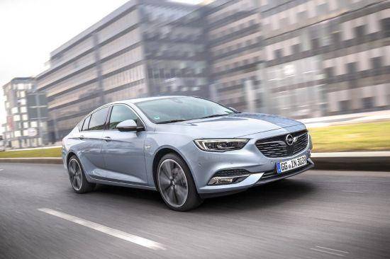 Euro NCAP califica al nuevo Insignia con 5 estrellas