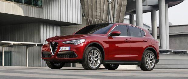 Alfa Romeo Stelvio obtiene las 5 estrellas Euro NCAP