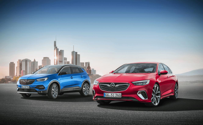 Empieza el espectáculo: las primicias mundiales de Opel en la IAA