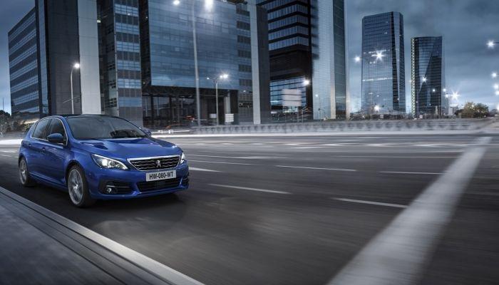 Las últimas innovaciones tecnológicas se ponen al servicio de la seguridad en el Nuevo Peugeot 308