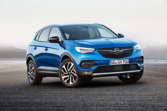 Opel Grandland X: Un SUV con un diseño llamativo que destaca entre sus rivales