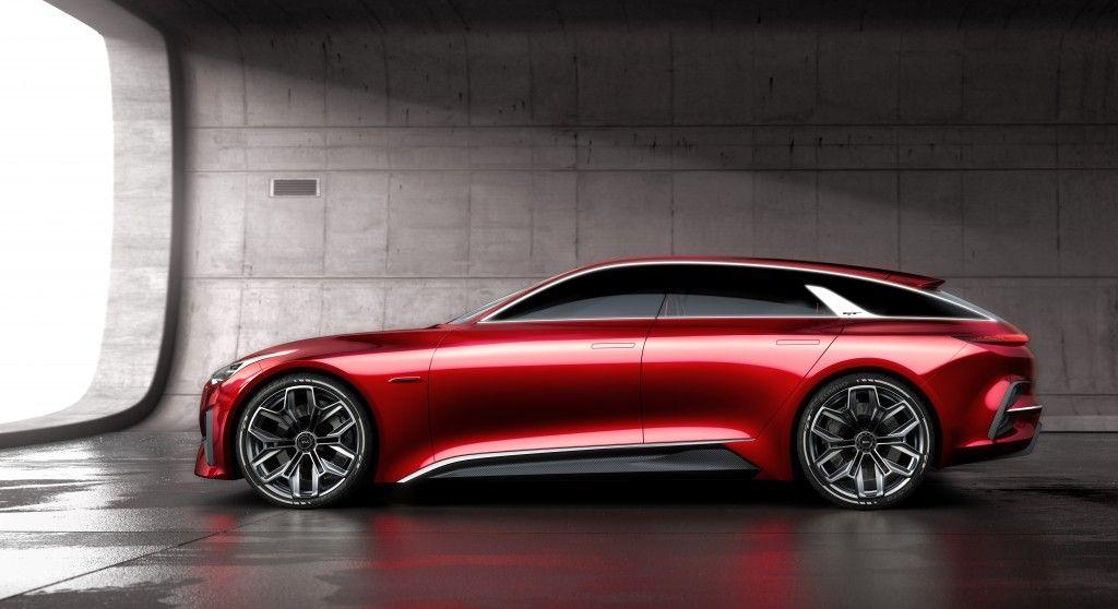 Kia Proceed Concept: anticipo a su presentación en el Salón de Frankfurt