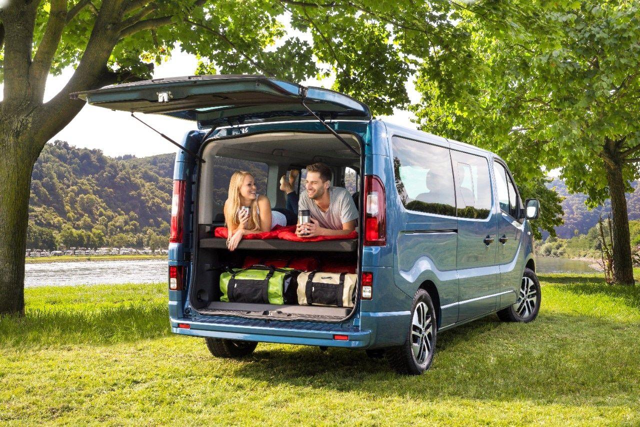 Estreno mundial de la nueva Opel Vivaro Life: Hotel sobre ruedas