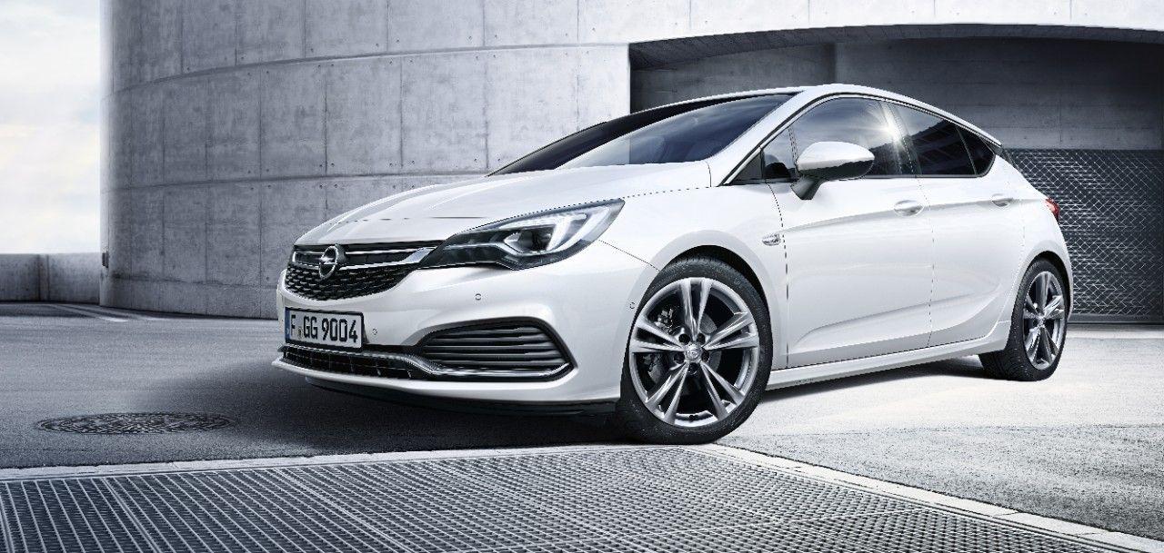 Medio millón de pedidos del Nuevo Opel Astra