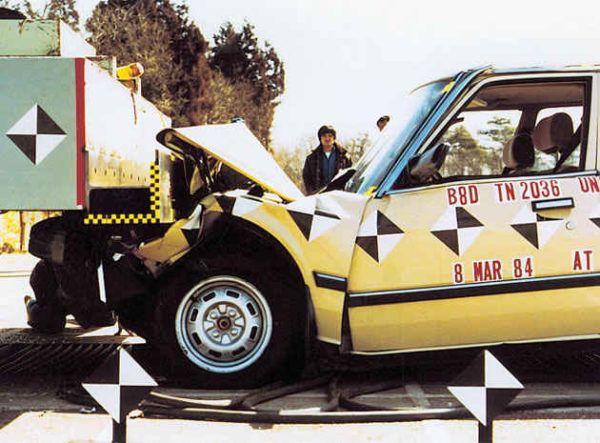 Sudor y lágrimas: cómo Honda desarrolló su primer airbag