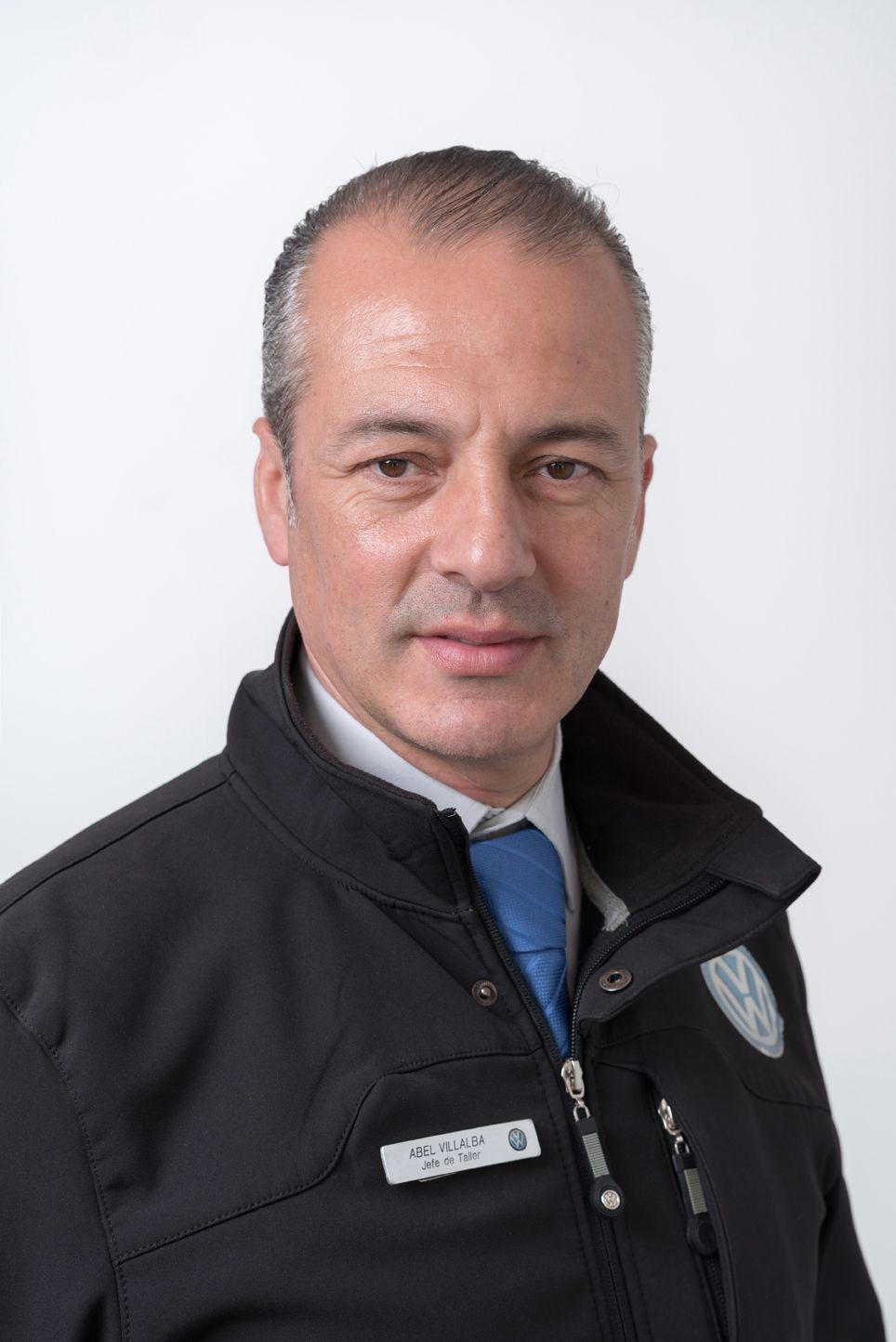 Abel Villalba