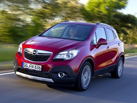 Opel Mokka: versión de bajas emisiones