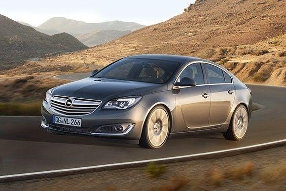 El Opel Insignia se renueva
