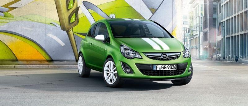 Opel presenta su gama GLP
