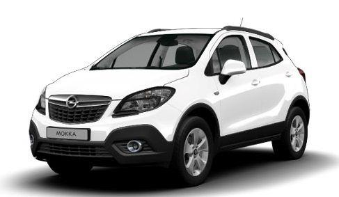 En Masternou tenemos tu Opel Mokka