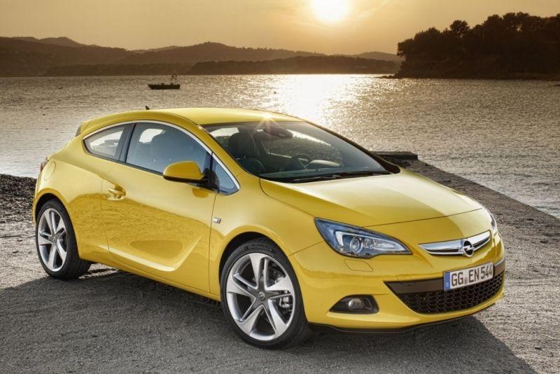Oferta vehículo nuevo Opel astra GTC SELECTIVE
