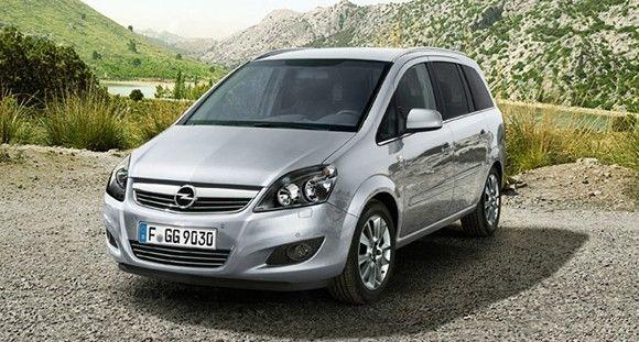 Nuevo motor para el Opel Zafira Family