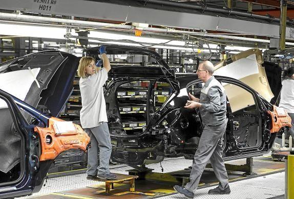 El nuevo Opel se fabricará en Figuererelas