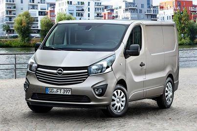 Premiere Mundial de los nuevos Opel Vivaro y Movano en Birmingham