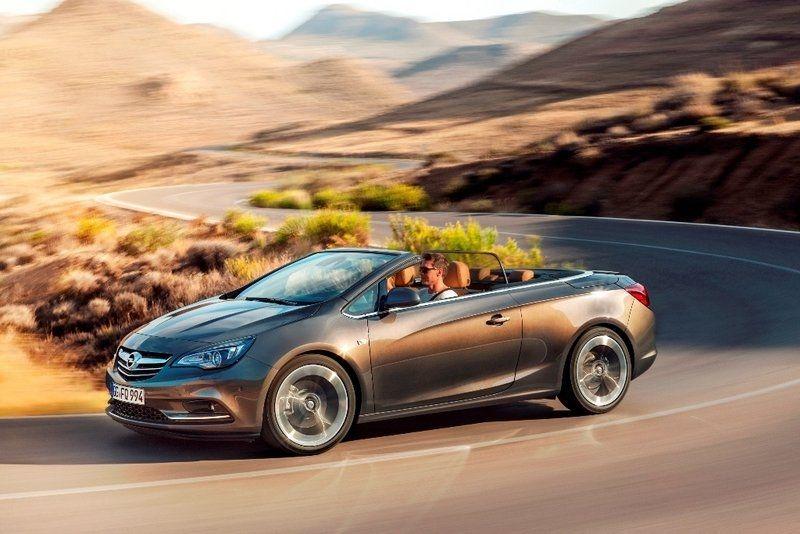 Opel en el Salón del Automóvil de Madrid