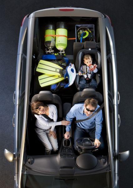El nuevo Opel Meriva ofrece soluciones inteligentes para el nuevo conductor europeo