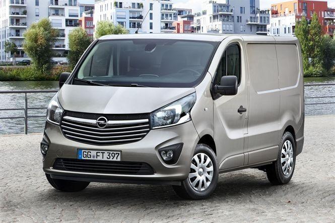 El nuevo Opel Vivaro, premio Ecomotor al 'Mejor Vehículo Comercial'