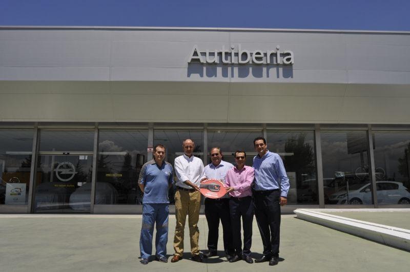 Autiberia – Chapaline ha sido nombrado nuevo taller distinguido Mapfre para la provincia de Granada