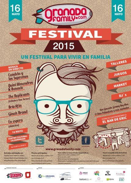 Autiberia patrocina el Granada Family Festival