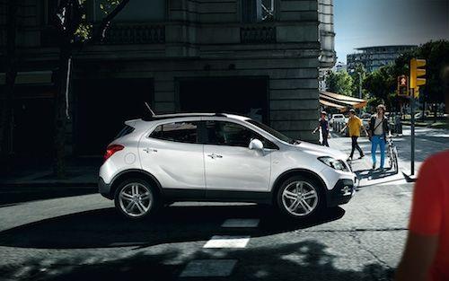 Opel Mokka: nuevo video diseño interior y exterior