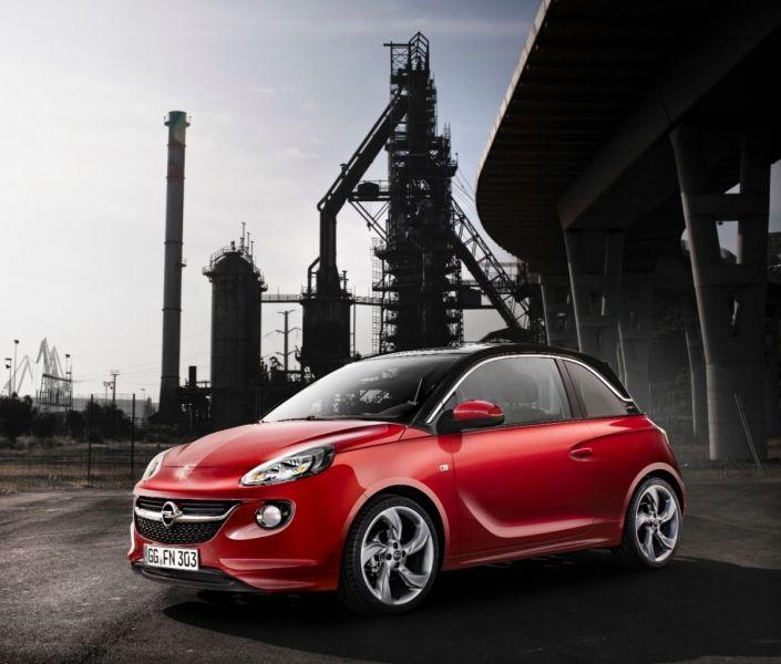 Opel Adam: algunos cambios en la gama