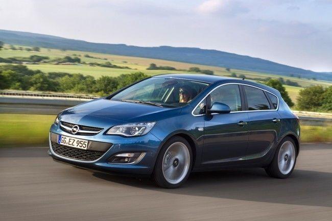 Opel Astra, ahora con nuevos motores