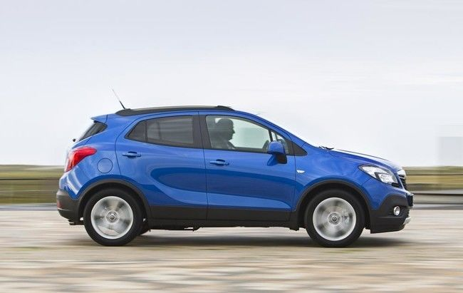 Opel Mokka, un éxito de 200.000 pedidos en 18 meses