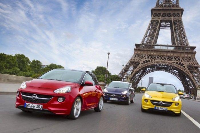 Nuevo anuncio del Opel Adam