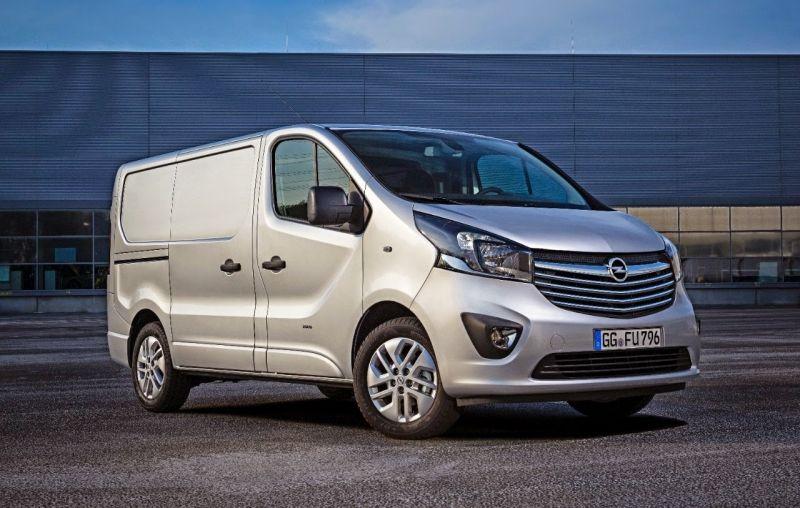 Opel Vivaro: la nueva generación de furgoneta