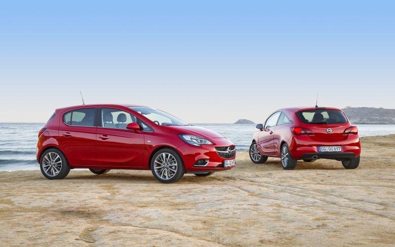 Nuevo Opel Corsa: la quinta generación