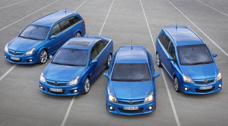 Opel OPC: la pasión de los coches deportivos