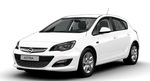 Oferta Opel Astra en Motor Reprís