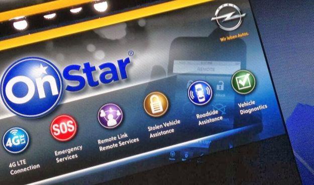 Opel OnStar estará disponible en España en agosto