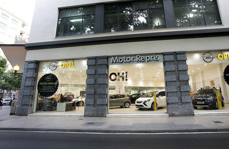 Motor Reprís, tu concesionario oficial en Barcelona