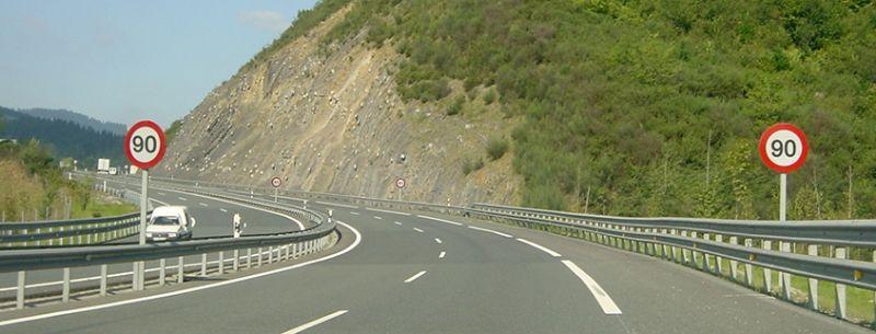 Circular por autopista es más seguro